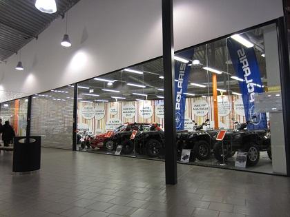 Töcksfors Shopping Center
